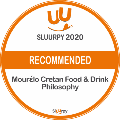 Mourelo Cretan Food & Drink Philosophy